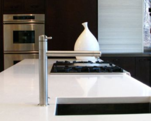 4600-Organic-White-Caesarstone-kitchen-2