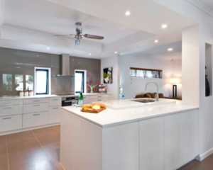 4600-Organic-White-Caesarstone-kitchen-countertop