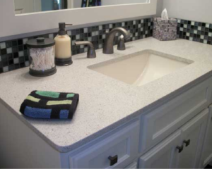 Ordinaire Stellar Snow Silestone Kitchen 1 Stellar Snow Silestone Bathroom 2 ...